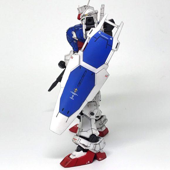 RG ガンダムGP01 ゼフィランサス 製作&完成品レビュー